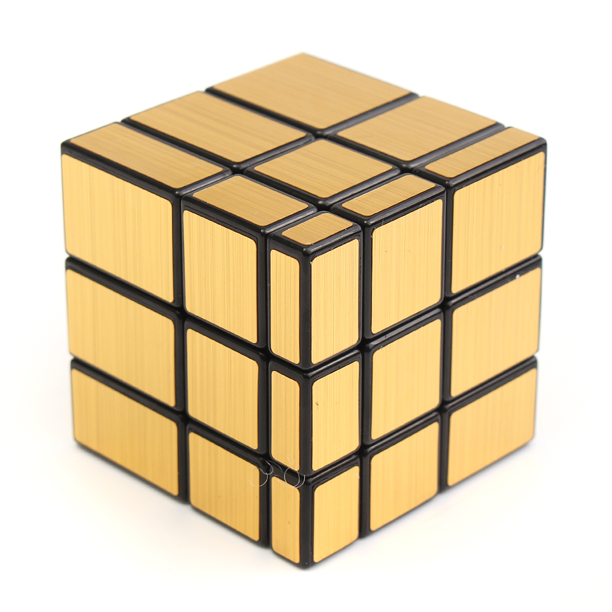 3x3x3 Mirror Magic Speed Cube Ultra-smooth Professional Puzzle Twist Toy Gift - Photo: 8