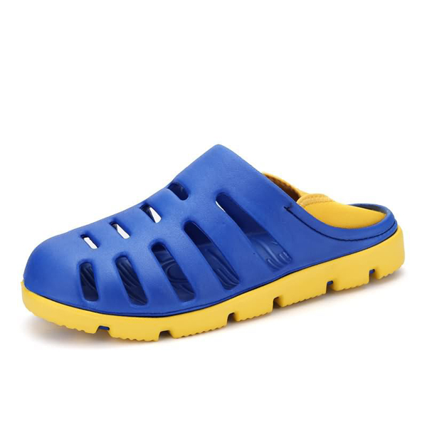 Buy Men Hollow Out Casual Outdoor Breathable Beach Sandals