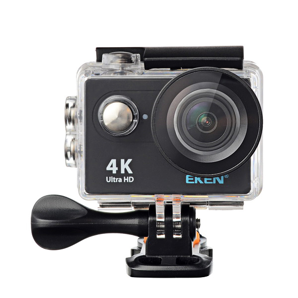 EKEN H9 WiFi Sport Action Camera DV Car DVR SPCA6350 4K 25fps 1080p 60fps 720P 120fps New Version