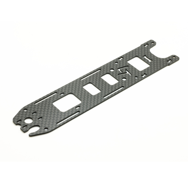 LT210 Upper Plate Carbon Fiber For LT210 210mm Frame Kit  - Photo: 2