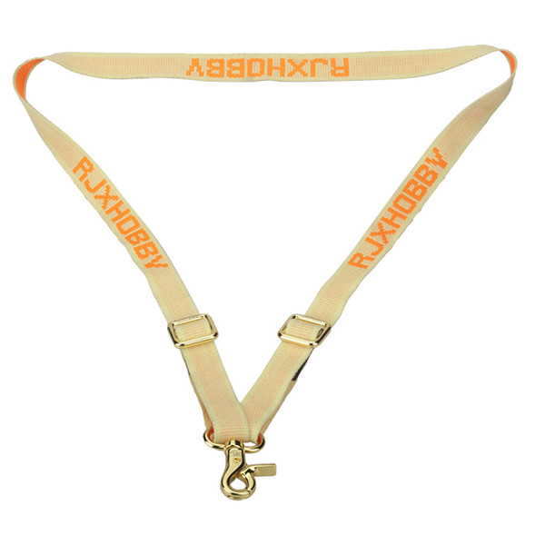 RJXHobby 20mm Radio Transmitter Neck Strap 450-630mm w/ Metal Buckle for Futaba Frsky X9D X10S