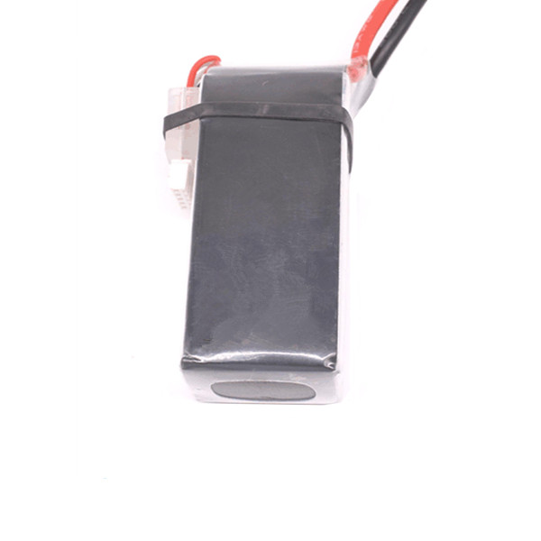 10 PCS PUDA 4S 14.8V JST-XH Balanced Connector Plug Protection Saver & Rubber Band for Lipo Battery
