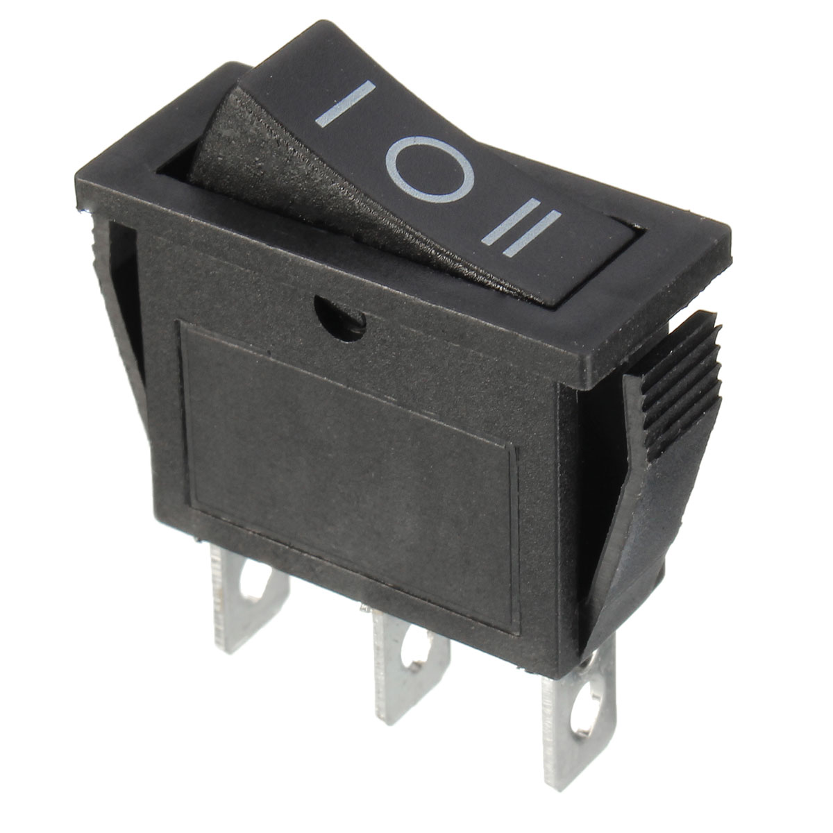 KCD3-3PD Rectangle Rocker Switch 3P3T 125C off-on II-0-I ...
