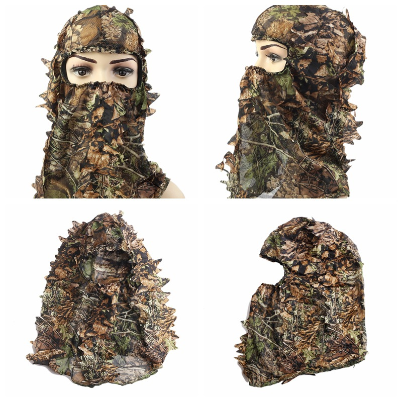 Hunting Camping Hiking Cycling Tactical Camouflage Mili