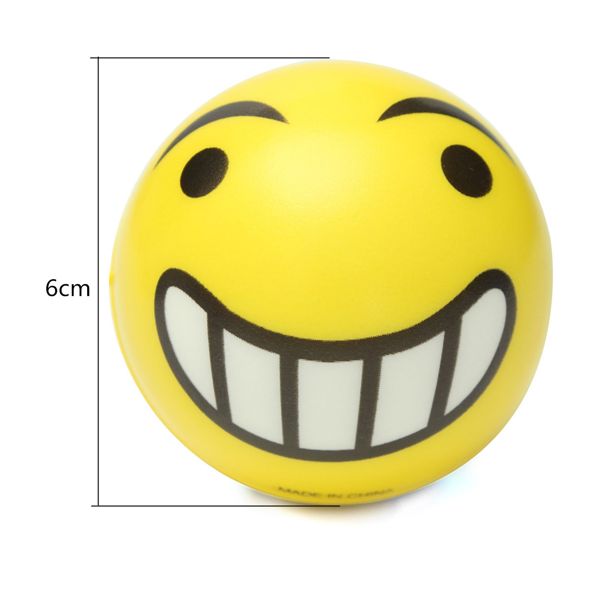 Squishy Emoji Smiley Face Anti Stress Relief Autism Mood Squeeze Ball Reliever Toy Sale ...