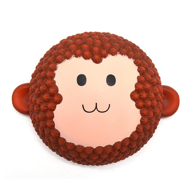Squishy De Lish Jumbo : Areedy Squishy Jumbo Monkey Cake 15cm Scented Slow Rising Original Packaging Collection Gift ...