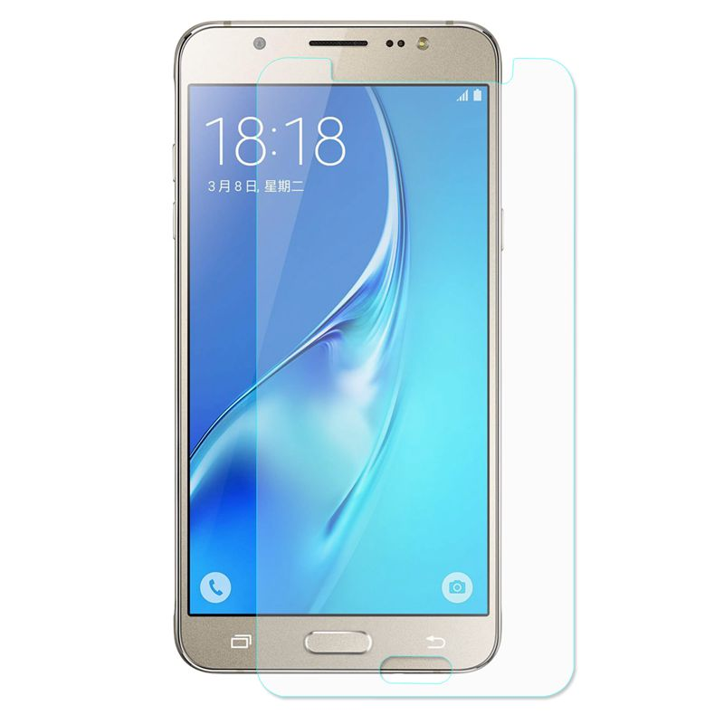 Buy ENKAY Hat-Prince 0.26mm 9H 2.5D Arc-edge Tempered Glass Screen Protector for Samsung Galaxy J5 2016