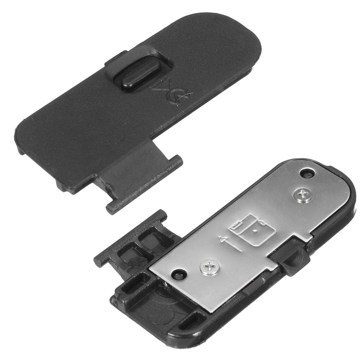 Buy Battery Door Cover Lid Cap Repair Replacement Part Plastic For D3200 D3300
