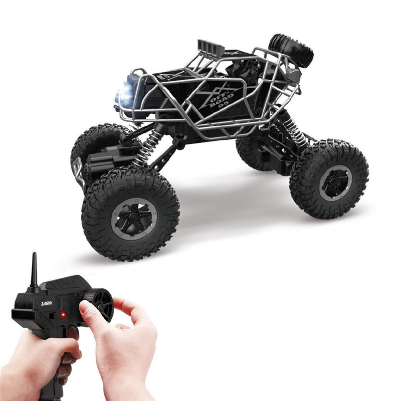HB Toys PY4301 1/43 2.4G 4WD Racing RC Car Climbing 4x4 Double Motors Off-Road Vehicle Bigfoot Toys
