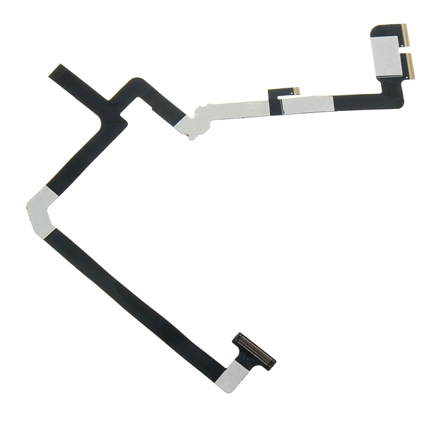 Flexible Gimbal Flat Ribbon Flex Cable + Yaw Bracket for DJI Phantom 4 Pro
