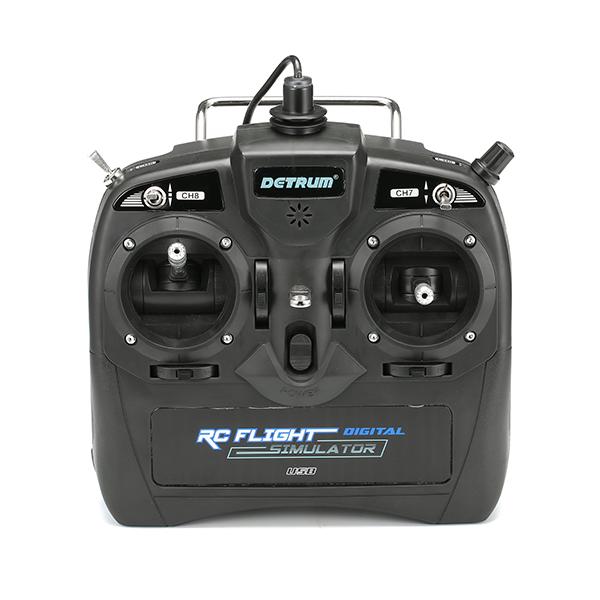 Buy Dynam 8CH RC Flight USB Digital Simulator Mode 2