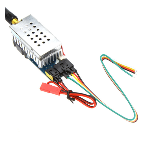 Skyzone 5.8G 8CH 2000mw Transmitter RC305 5705-5945MHz 8CH Receiver Combo - Photo: 4
