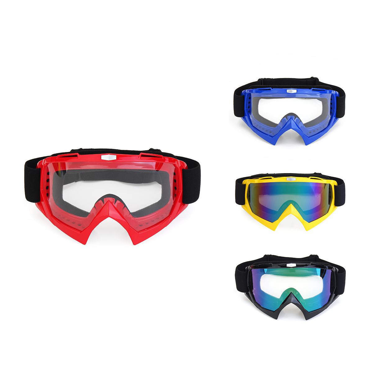 Motocross Cycling Sking Goggles