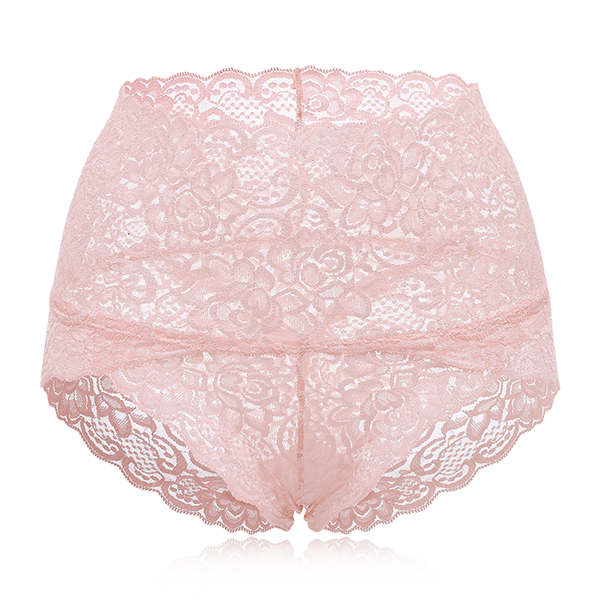 Soft Transparent Cotton Crotch Breathable Underwear Panties