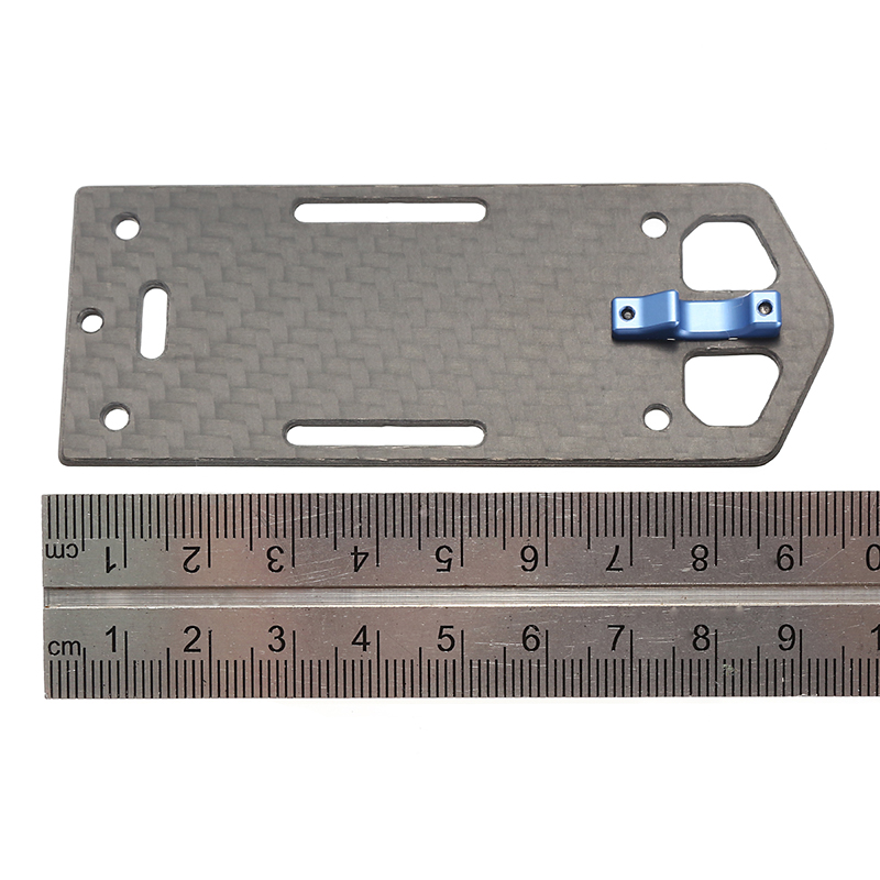 Tarot 470L Battery Base TL47A08 for Align 470L Helicopter Parts With Strap - Photo: 5