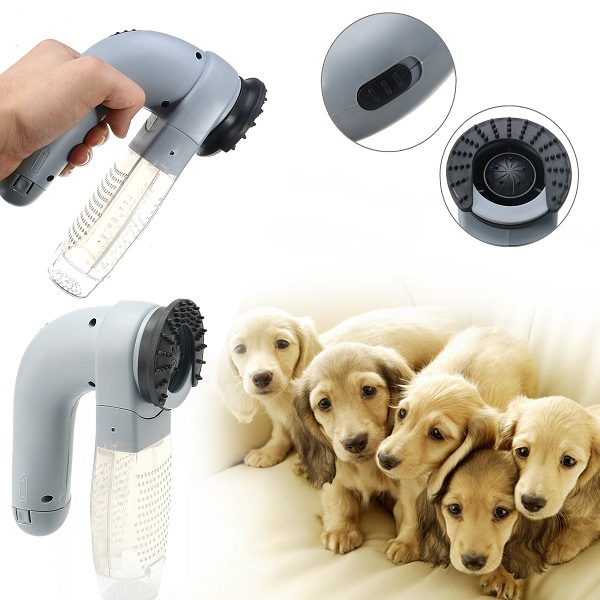 Pet Grooming Dog Cat Hair Cordless Vacuum Cleaner Hair Remover Pet Supplies