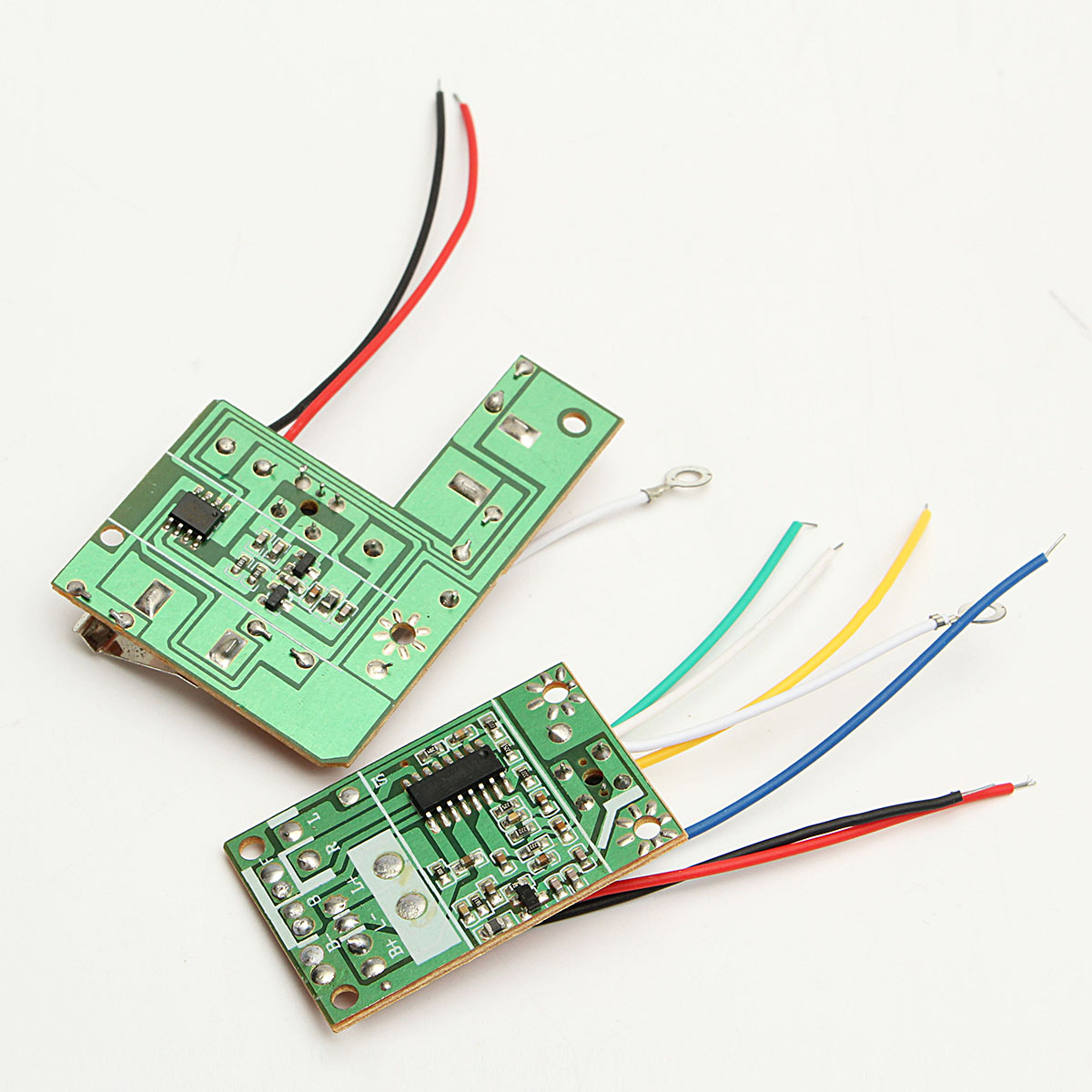 Cars Trucks 4ch 27mhz Remote Control Circuit Pcb Transmitter Toy Car Antenna Receiver Board