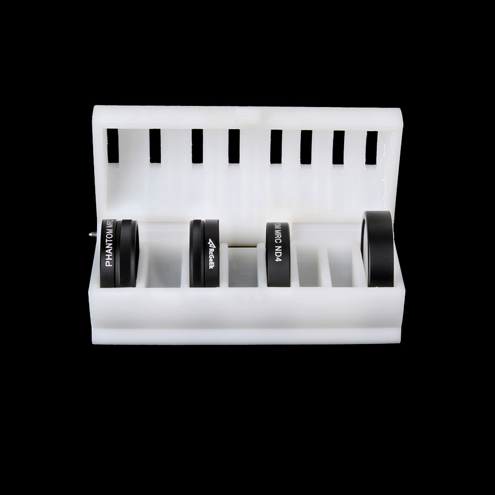 Camera Filter Storage Box RC Quadcopter Spare Parts For DJI Phantom 3 Phantom 4 - Photo: 2