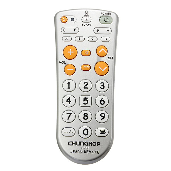 Buy CHUNGHOP L108E Mini Universal Learning Remote Control for TV DVD SAT