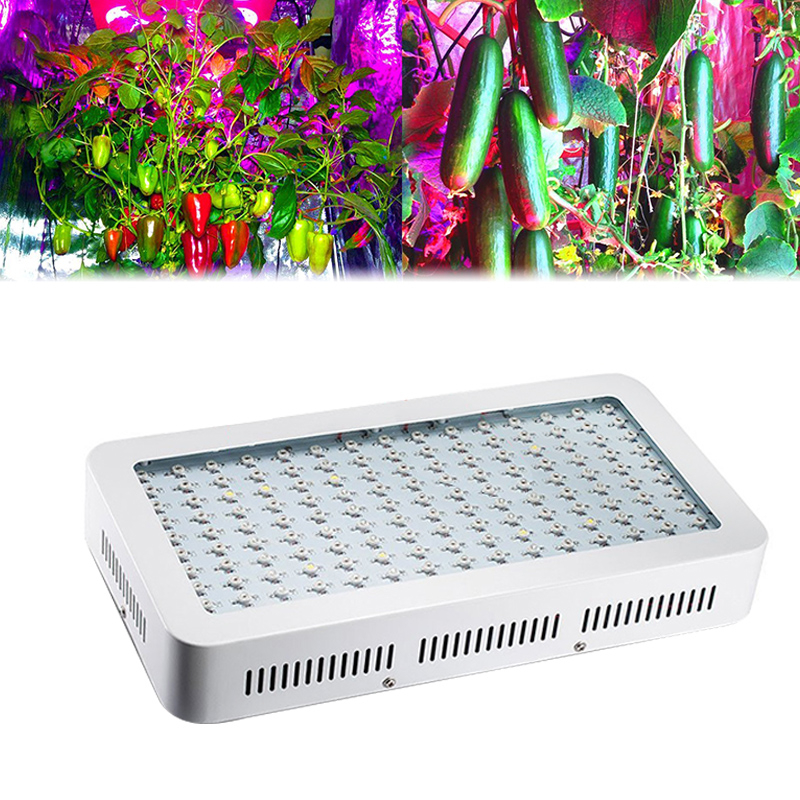 Garden W LED Grow Light Full Spectrum Indoor Plants Flor Crecimiento vegetal Lámpara Bulbos de crecimiento