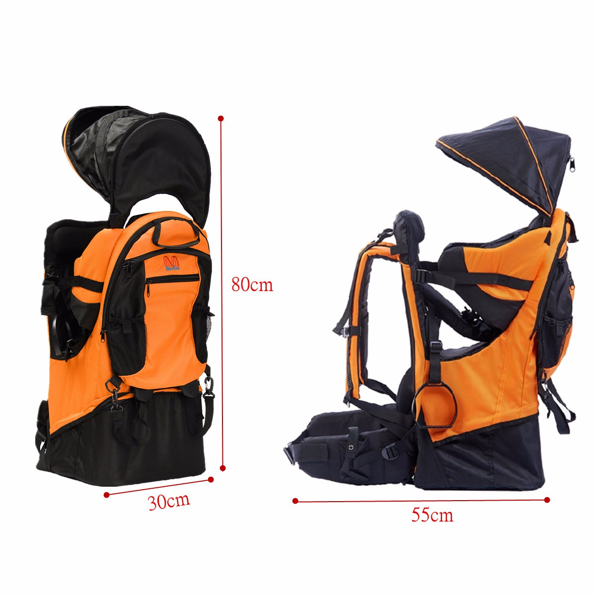 Outdoor Hiking Walking Children Carrier Backpack Baby ...