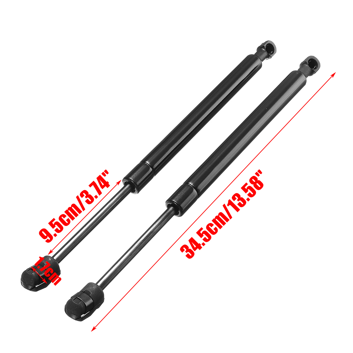 other parts accessories car hood lift supports struts. Black Bedroom Furniture Sets. Home Design Ideas