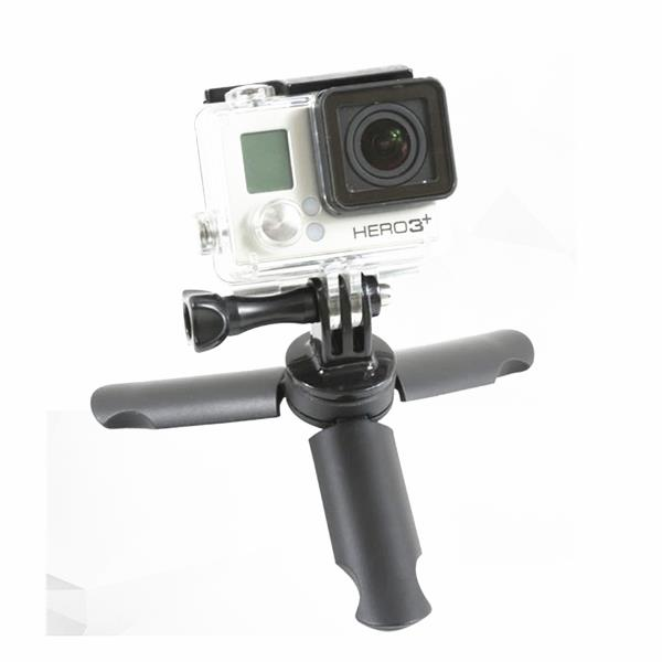 Mini Desktop Handle Tripod for Gopro Camera/Mobile Phones/Digital Cameras