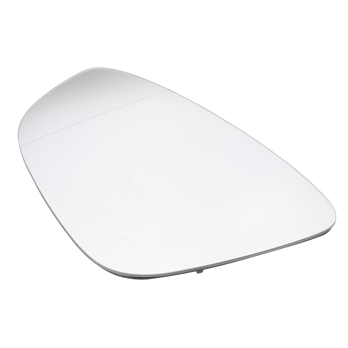 Car Left Side Exterior Wing Mirror Glass Rear View W/He