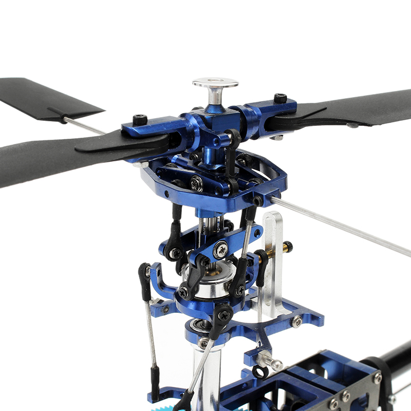 XFX 280 RC Helicopter Kit Frame with Blade Canopy - Photo: 5