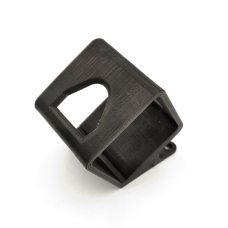 30 Degree Camera Mount Bracket Fixed Seat 20mm-40mm Mounting For Gopro Session SJCAM Multi Frame Kit