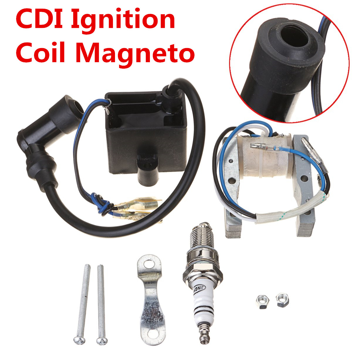 Other Engine - CDI Ignition Coil Magneto For Motorized 49cc