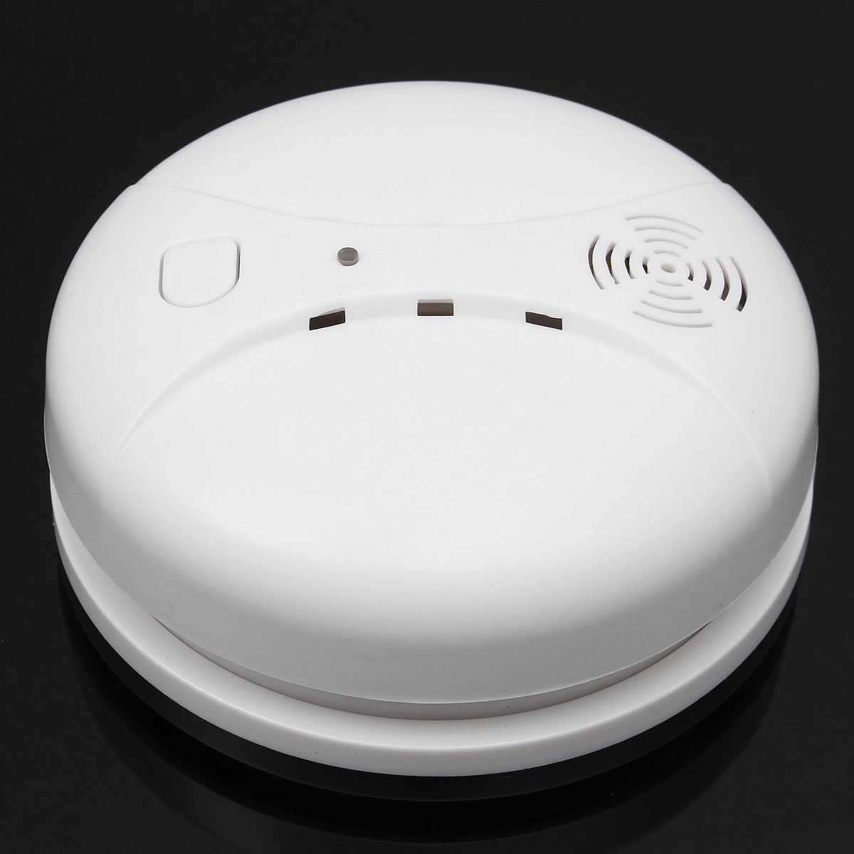 how to connect smoke detector