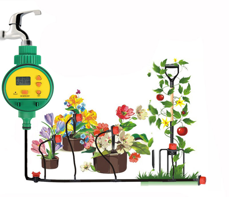 irrigation watering timer
