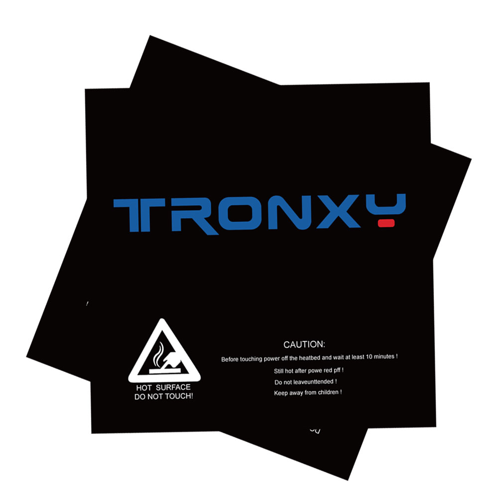 TRONXY 330*330mm Scrub Surface Hot Bed Sticker For 3D P