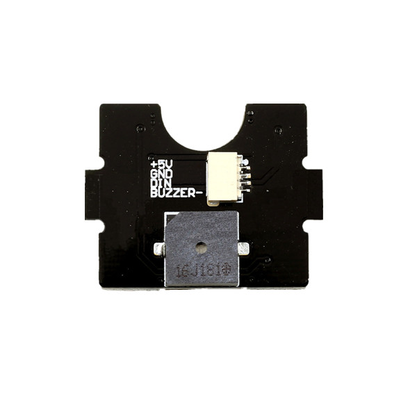 GEP-LED6-B 6 Bit WS2812B Tail LED Circuit Board With BUZZER for Racing Drone GEP-AX GEP-IX - Photo: 2