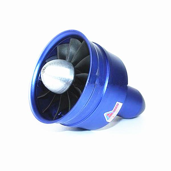 RC Lander 6S 70mm 8-Blade All Alloy EDF 2200kv 1900W Inrunner Motor