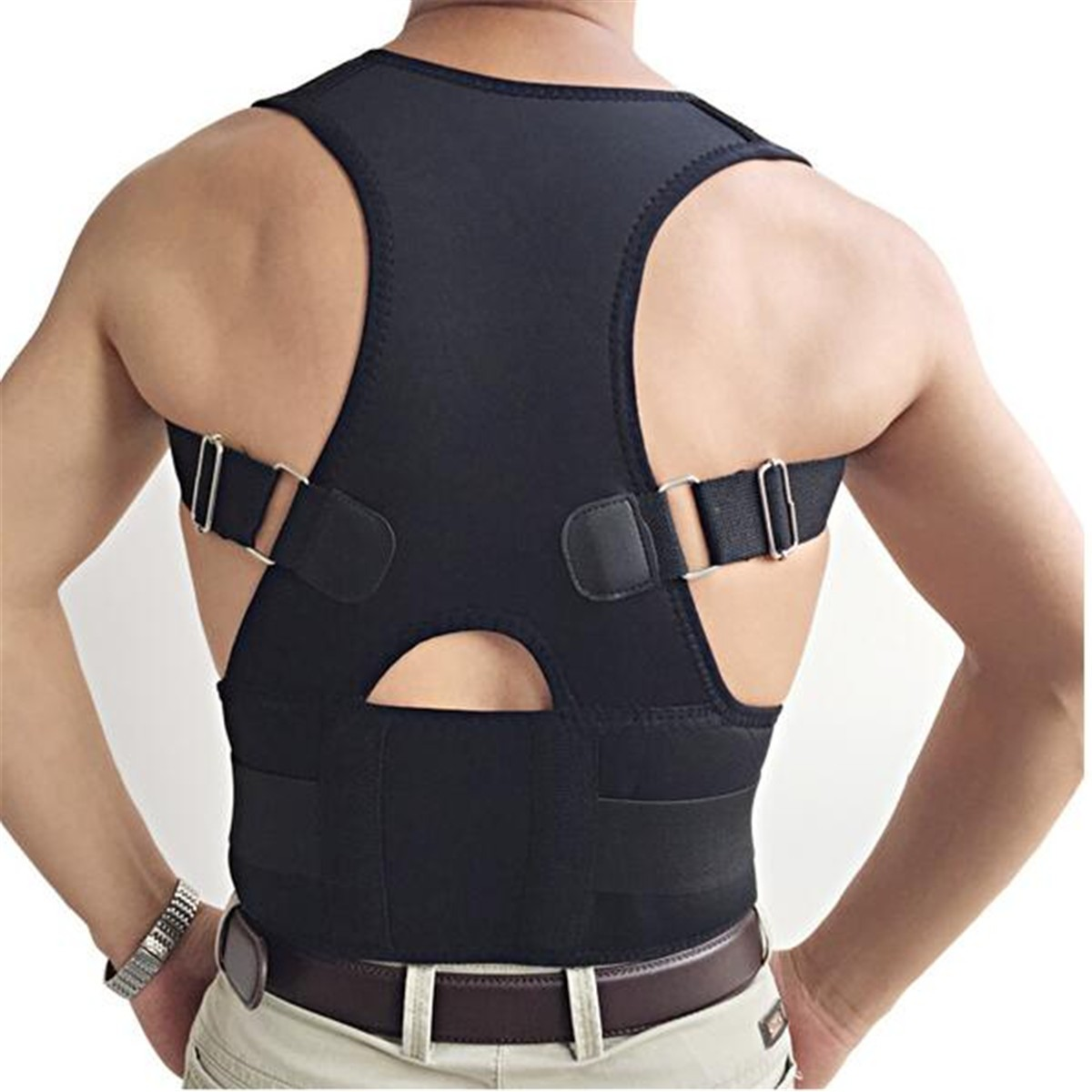 Adjustable Back Support Posture Corrector Brace Should