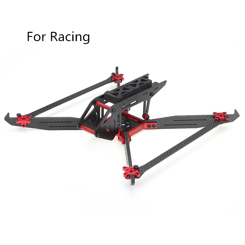 Minibigger Airdacer 215 5 Inch 215mm Wheelbase 4mm Arm Carbon Fiber Frame Kit for RC Racing Drone