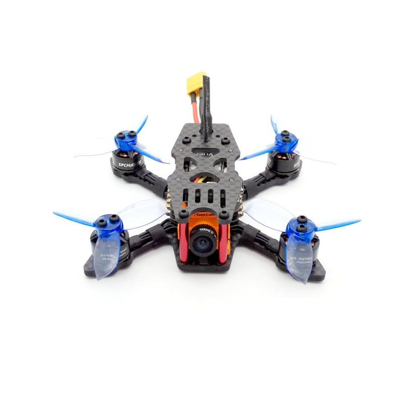 SPC Marker 90NG 90mm FPV Racing Drone With Omnibus F4 NANO 28A 4 in 1 BLheli_s 5.8G 48CH  VTX BNF