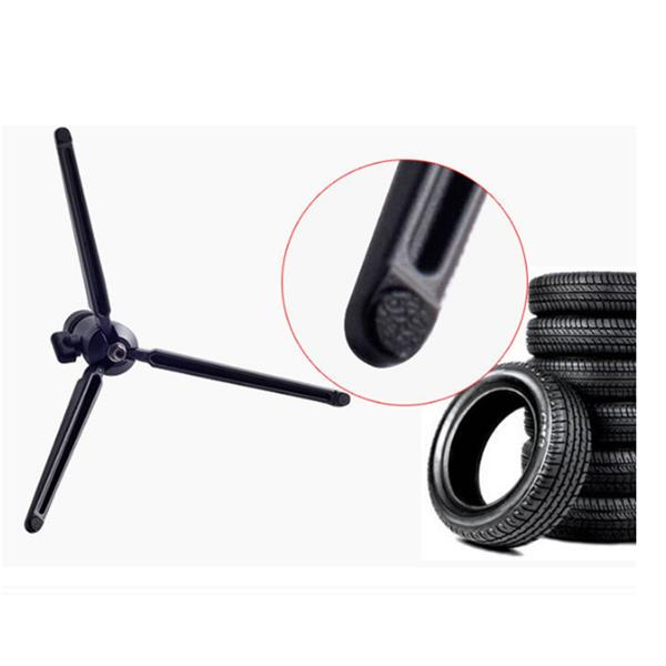 KT-30 Mini Tripod 1/4 Tooth Interface for Zhiyun Smooth Q Crane Feiyu G4 Pro Gimbal