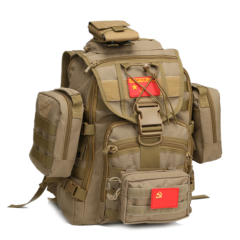 FAITH PRO Men Multi-function Tactical Sword Fish Bag 40