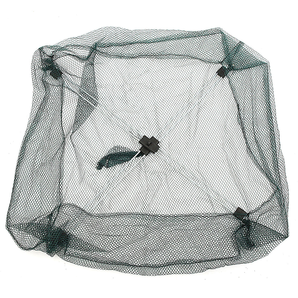 Other fishing zanlure protable folded fishing net small for Small fish net