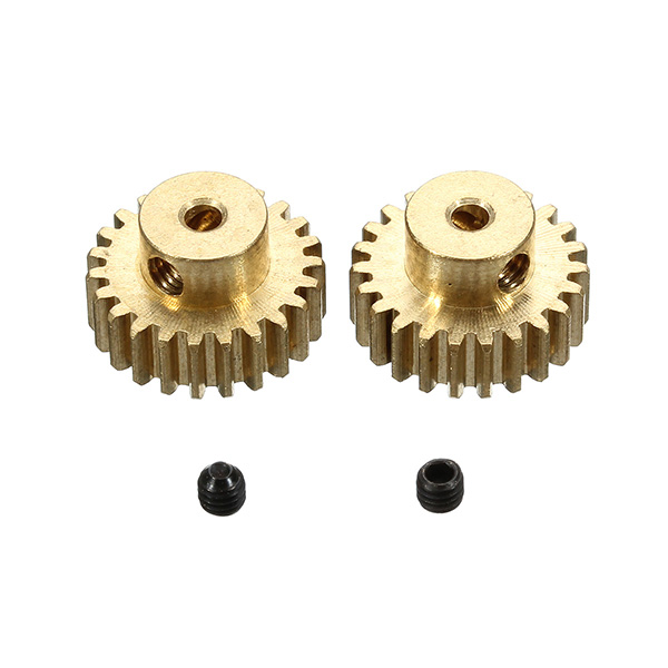 Buy HBX 12889 1/12 2.4G 4WD Mini RC Car Spare Parts Motor Pinions+Set Screws 12729