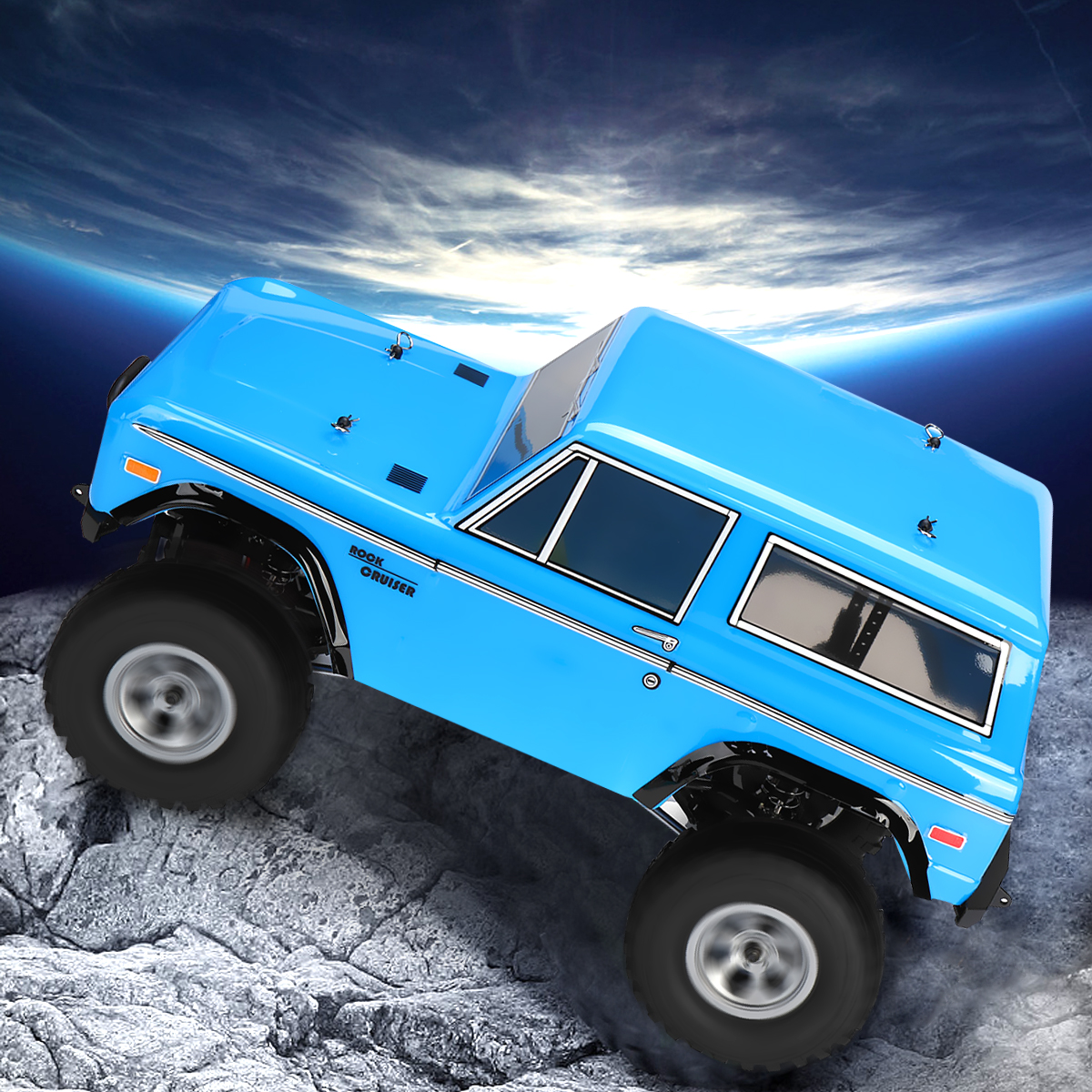 RGT 136100 1/10 2.4G 4WD Racing RC Car Off-Road Rock Crawler Climbing High Speed ​​Truck Toy