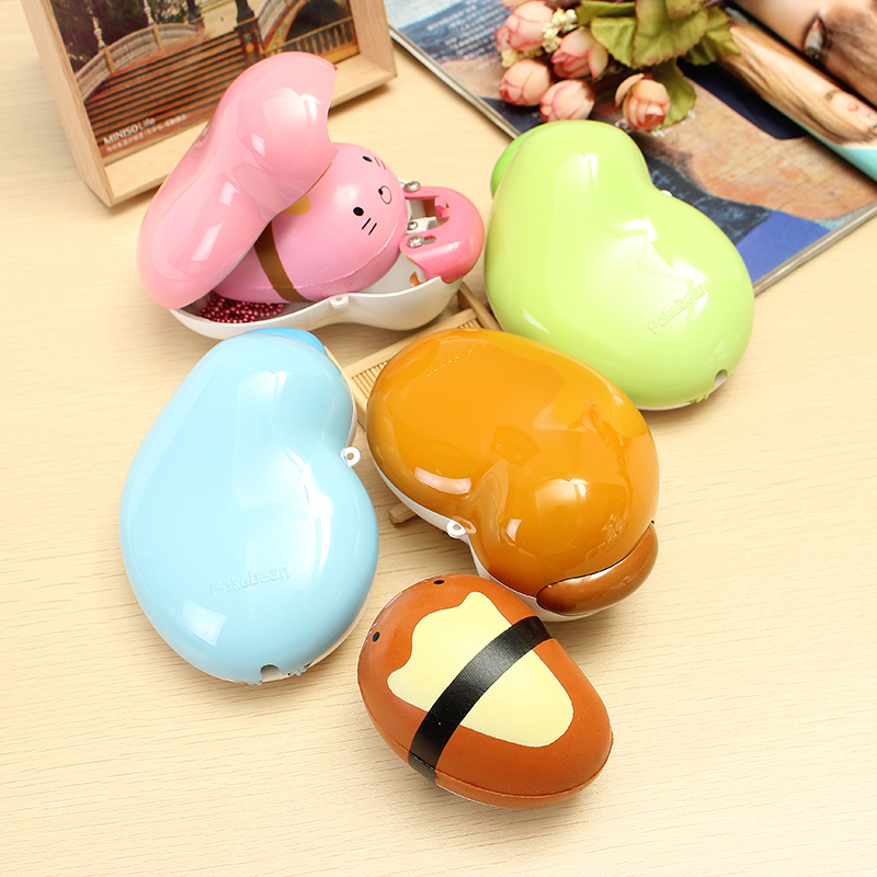 Case Of Squishy Pops : Eric Squishy Pokebean Slow Rising Hard Case Pop Out Bean Kawaii Cute Charm Collection Gift Decor ...