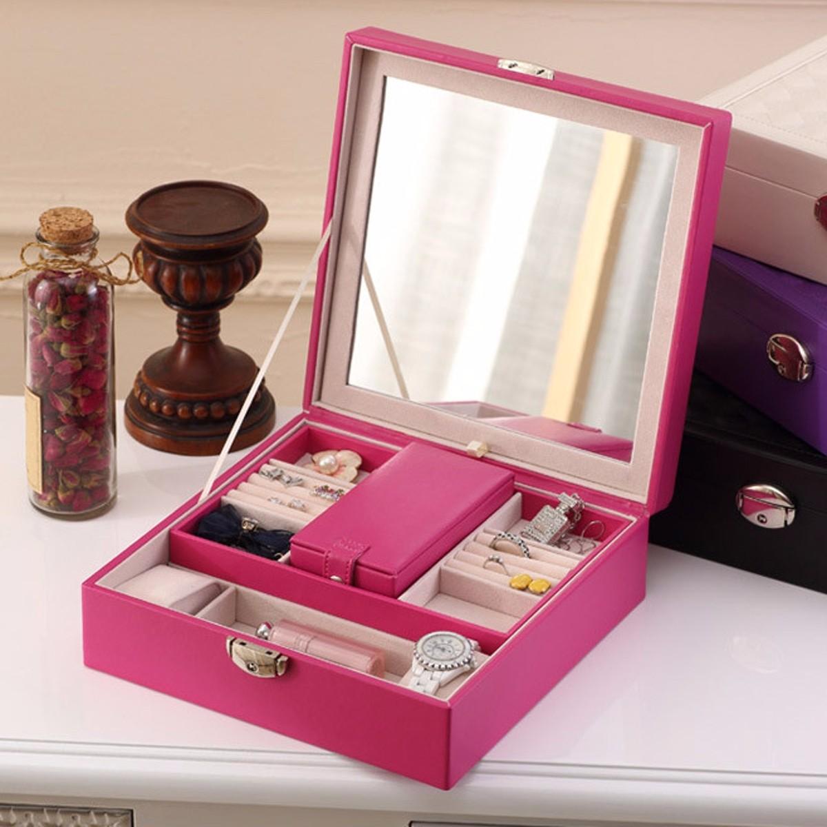 ящик для хранения ювелирных изделий