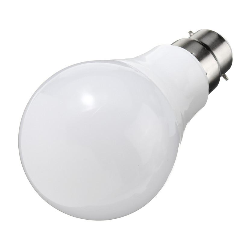 B22 3W Dimbare RGB-kleurverandering LED-lamplantaarn afstandsbediening AC85-265V