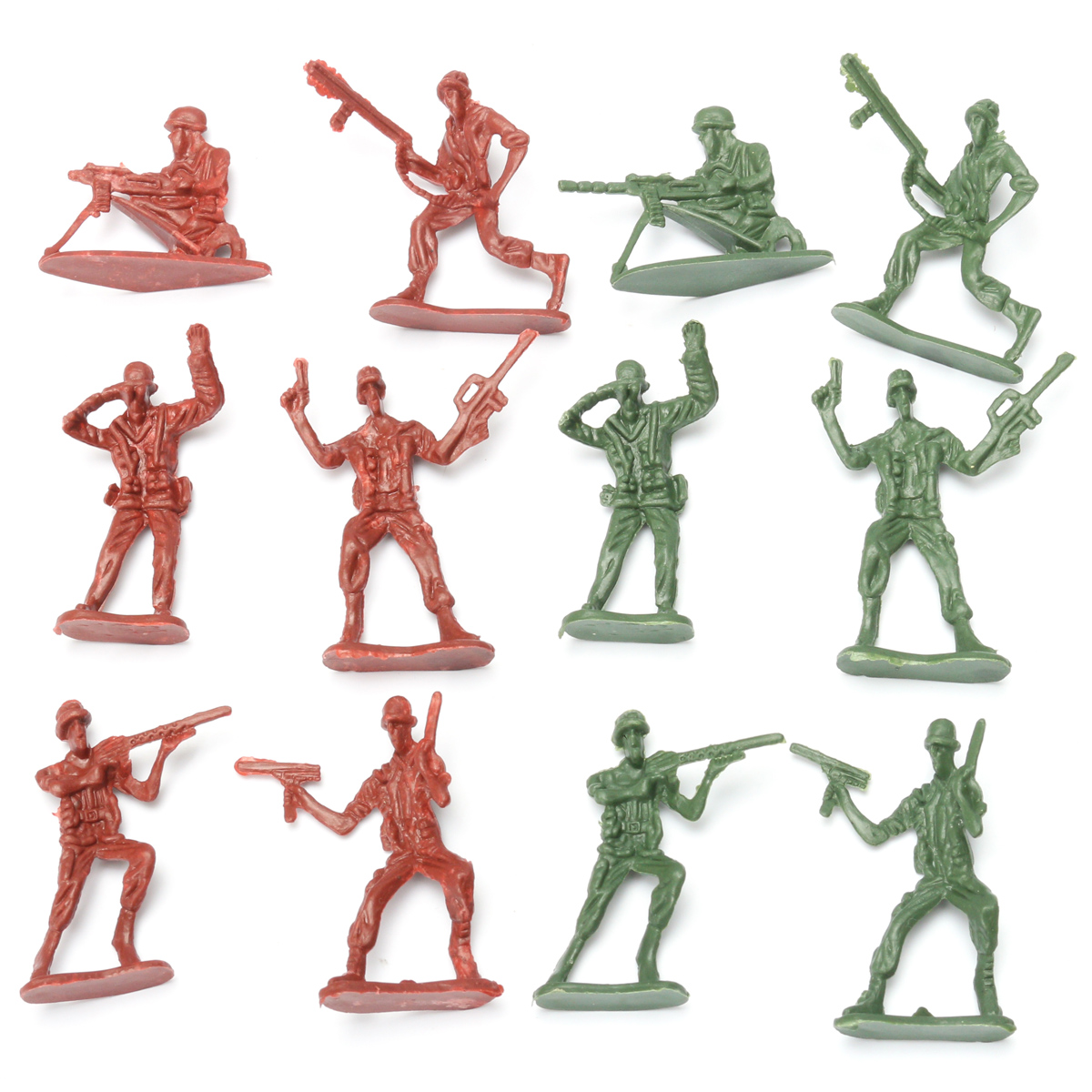 270pcs military soldiers toy kit army men figures accessories model for sand b ebay. Black Bedroom Furniture Sets. Home Design Ideas