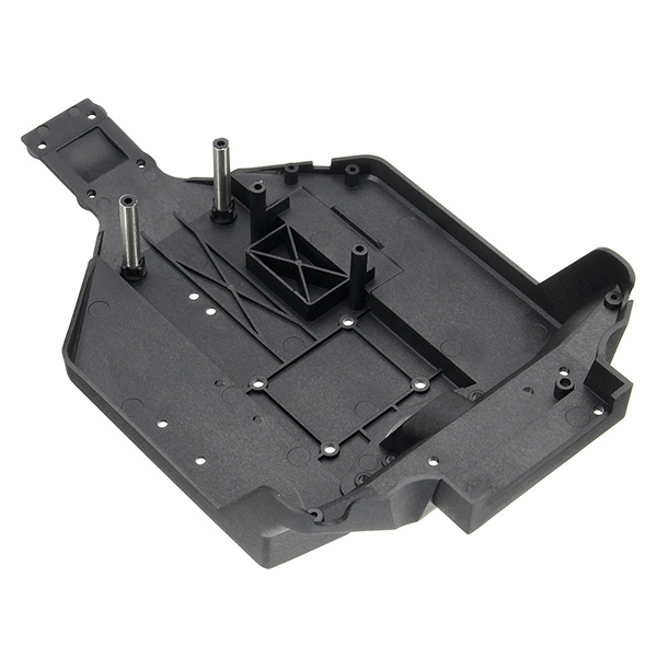 Buy HBX 12889 1/12 2.4G 4WD Mini RC Car Spare Parts Chassis 12701
