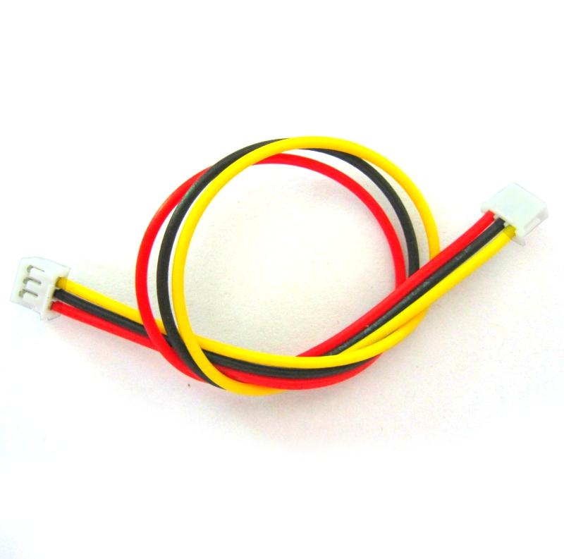 5 PCS 150mm/15cm JST-ZH 1.5mm 3P 3 Pin AV Cable For FPV Camera Transmitter Racer